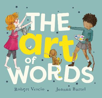 The Art of Words book