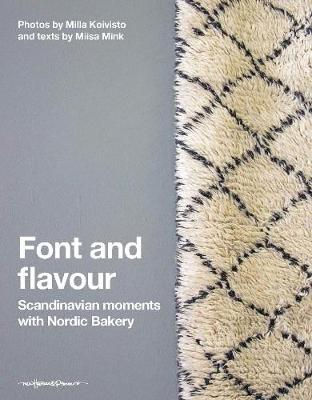 Font and Flavour by Milla Koivisto