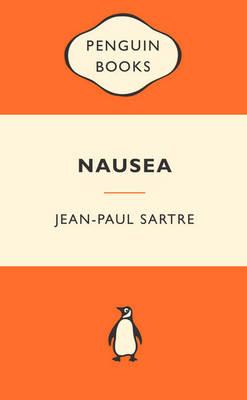 Nausea by Jean-Paul Sartre