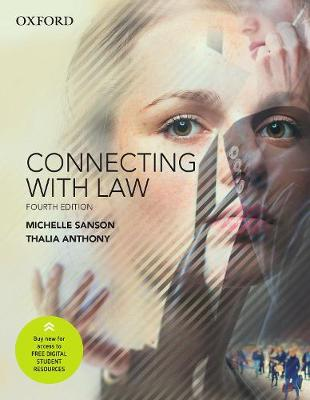 Connecting with Law by Michelle Sanson