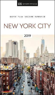 DK Eyewitness Travel Guide New York City: 2019 book