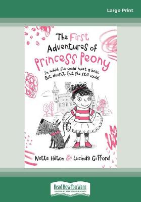 The First Adventures of Princess Peony book