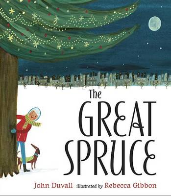 Great Spruce book