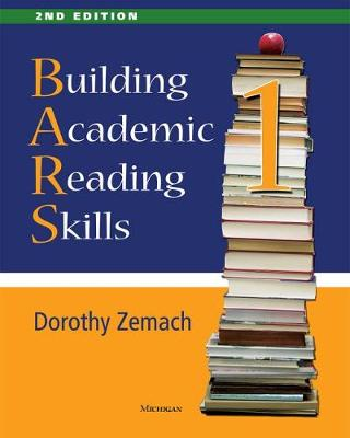 Building Academic Reading Skills, Book 1, 2nd Edition by Dorothy Zemach