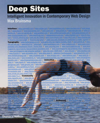 Deep Sites: Intelligent Innovation in Contemporary Web Design by Max Bruinsma