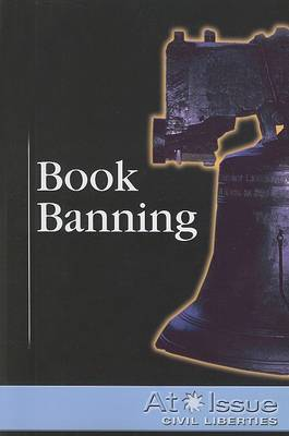 Book Banning by Ronnie D Lankford