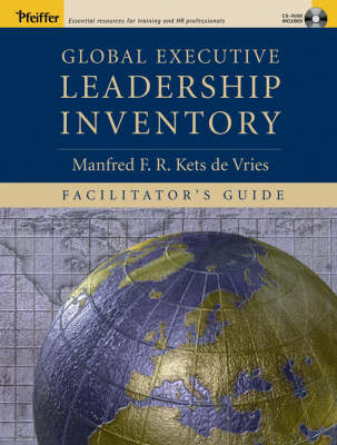 Global Executive Leadership Inventory by Manfred F. R. Kets de Vries