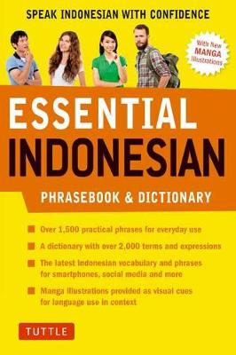 Essential Indonesian Phrasebook and Dictionary by Tim Hannigan