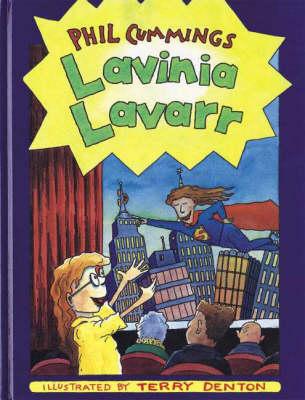 Lavinia Lavarr by Phil Cummings