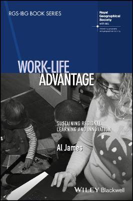 Work-Life Advantage by Al James