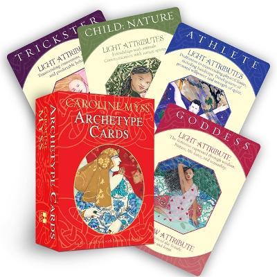 Archetype Cards by Caroline Myss