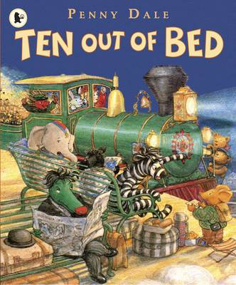 Ten Out of Bed by Ms. Penny Dale