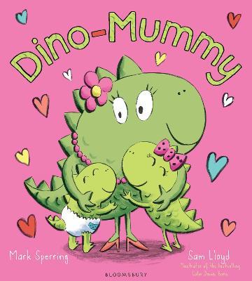 Dino-Mummy by Mark Sperring