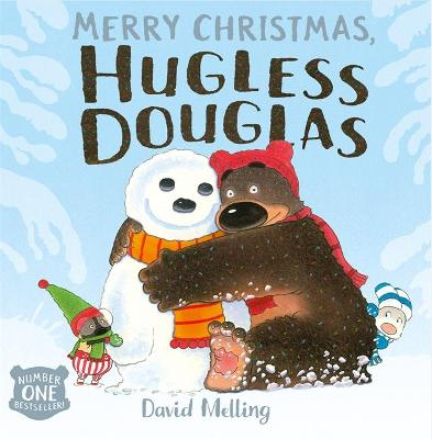 Merry Christmas, Hugless Douglas by David Melling