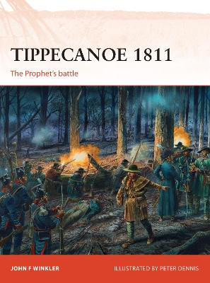 Tippecanoe 1811 by John F. Winkler