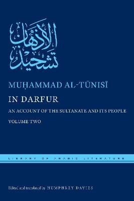 In Darfur by Muhammad al-Tunisi