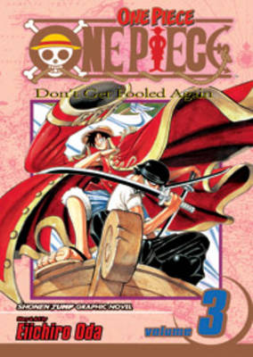 One Piece, Vol. 3 by Eiichiro Oda
