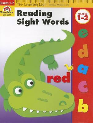 Reading Sight Words, Grades 1-2 by Evan-Moor Educational Publishers