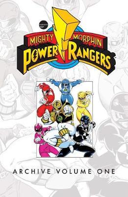 Mighty Morphin Power Rangers Archive Vol. 1 by Haim Saban