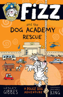Fizz and the Dog Academy Rescue: Fizz 2 by Lesley Gibbes