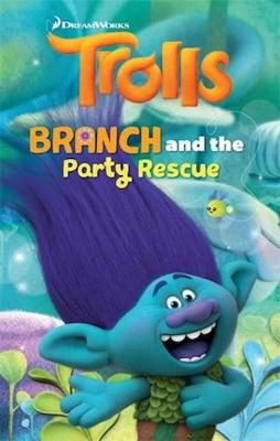 Trolls Branch & the Party Mix Up by DreamWorks: Trolls