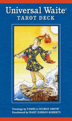 Universal Waite Tarot Deck book
