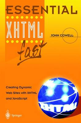 Essential XHTML fast by John R. Cowell