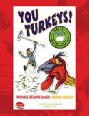 You Turkeys!: 1 Compact Disc + 1 Book, 20 Minutes by Michael Gerard Bauer