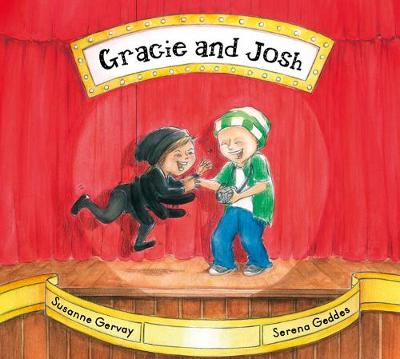 Gracie and Josh book