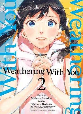 Weathering With You, Volume 2 book