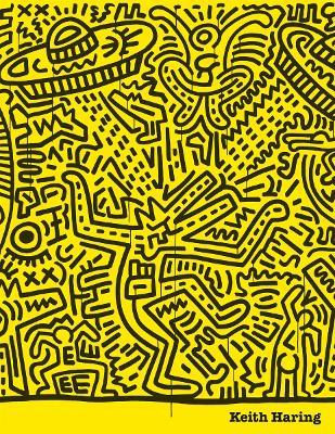 Keith Haring (German edition) by Darren Pih