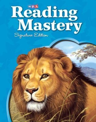 Reading Mastery Reading/Literature Strand Grade 3, Workbook A book