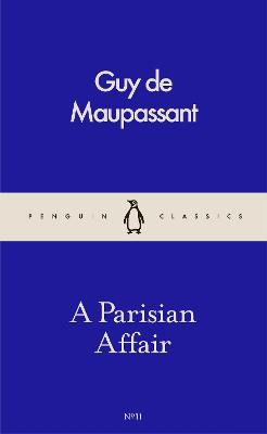 A Parisian Affair book