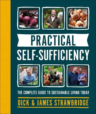 Practical Self-sufficiency: The complete guide to sustainable living today by James Strawbridge