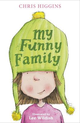 My Funny Family by Chris Higgins