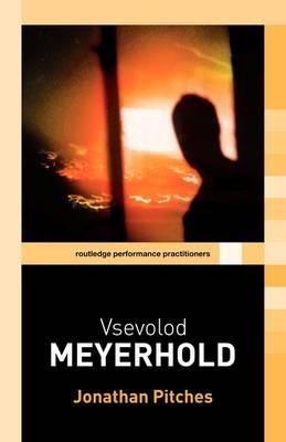 Vsevolod Meyerhold book