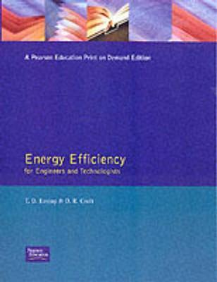 Energy Efficiency by T.D. Eastop