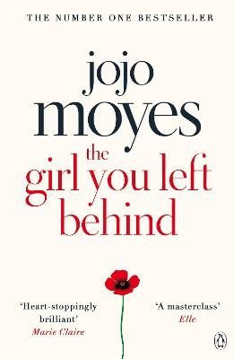 Girl You Left Behind book