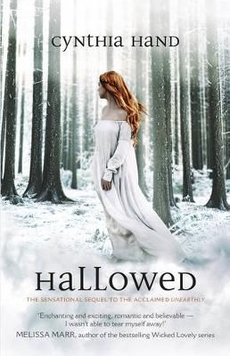Hallowed (Unearthly, Book 2) by James Dashner