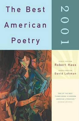 The Best American Poetry 2001 by Editors