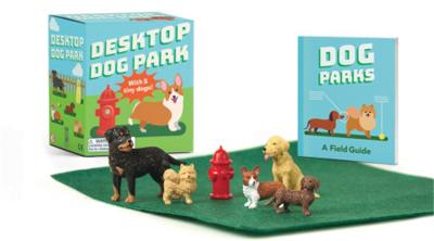 Desktop Dog Park by Conor Riordan