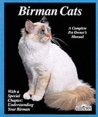 Birman Cats by Phil Maggitti