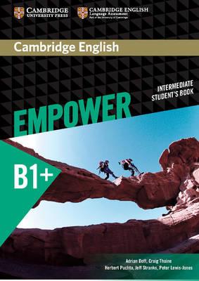 Cambridge English Empower Intermediate Student's Book by Adrian Doff