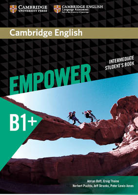 Cambridge English Empower Intermediate Student's Book by Adrian Doff