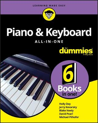 Piano and Keyboard All-in-One For Dummies by Holly Day