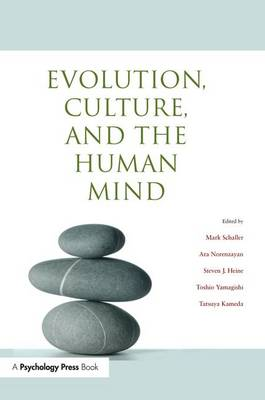 Evolution, Culture, and the Human Mind by Mark Schaller