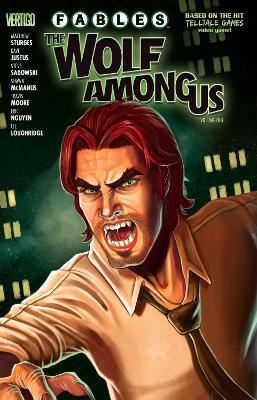 Fables The Wolf Among Us TP Vol 1 by Shawn McManus