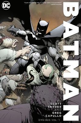 Batman by Scott Snyder and Greg Capullo Omnibus Volume 1 book
