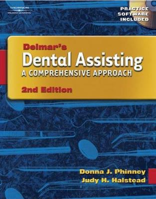 Electronic Classroom Manager for Delmar's Dental Assisting: A Comprehensive Approach, 2nd by Donna Phinney