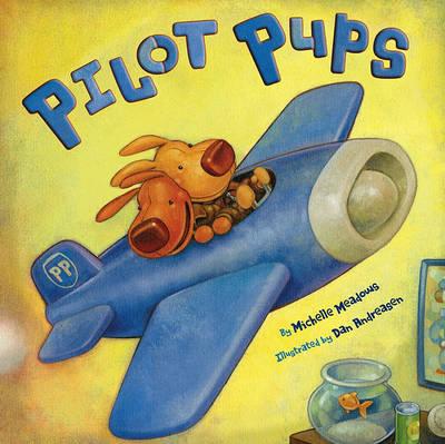 Pilot Pups book